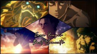 Eren Yeager Best Moments   Attack on Titan Final Season (Season 4)