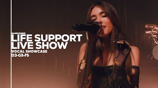 Madison Beer 'Life Support Live Show' VOCAL SHOWCASE! (D3-G5-F5)