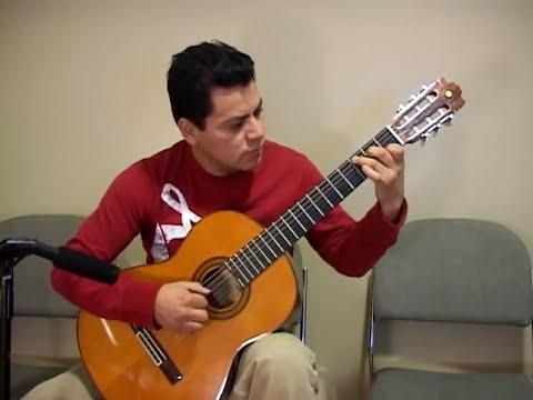 El Alma En Los Labios - Pasillo Ecuatoriano - Guitarra Clásica