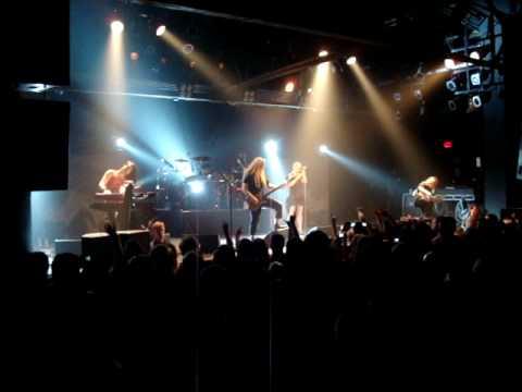 Nightwish - The Escapist (Live) - Houston, TX