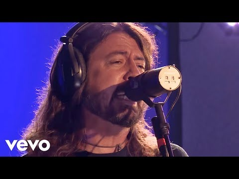 Foo Fighters - Sky Is A Neighborhood in the Live Lounge
