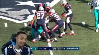 FlightReacts Dolphins vs. Patriots Week 1 Highlights   NFL 2020