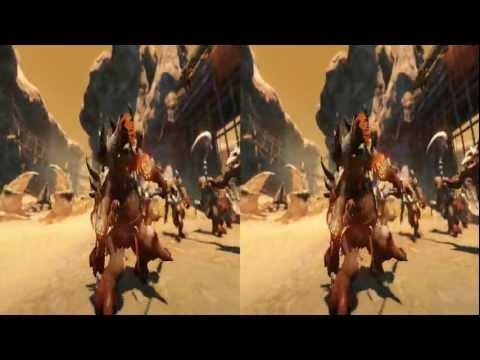Cabal 2 - Second Teaser in 3D [1080p]