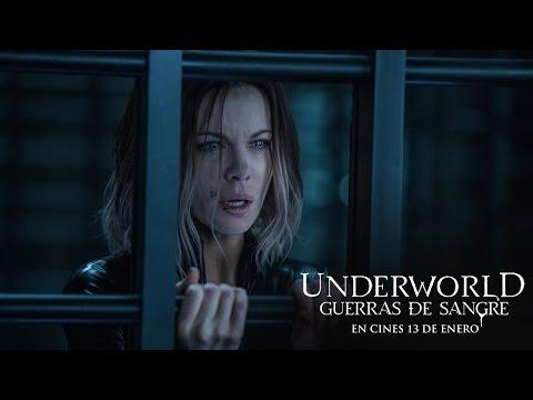 UNDERWORLD: GUERRAS DE SANGRE. Vampiros contra Licántropos. En cines 13 de enero.
