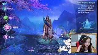 Thiện Nữ U Hồn Mobile - Cùng Chơi Game Với Hotgirl Cực Đáng Yêu || Thiện Nữ Mobile VNG