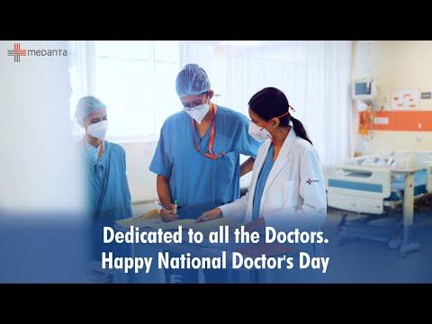 Medanta: National Doctor's Day 2021