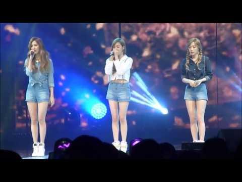 A History of Tiffany(SNSD) Bad singing