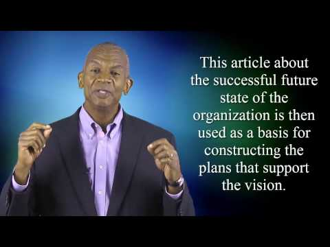Visioning - A Change Management Tool