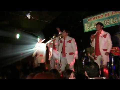 Grupo Los Genios en vivo....