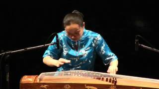 Liu Fang - Guzheng solo: Autumn moon over a calm lake