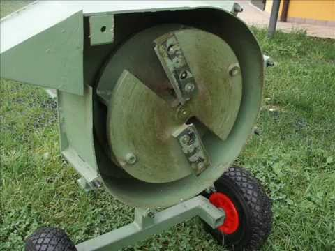 Home made mulcher - second edition