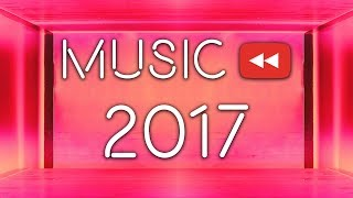 🎉 YouTube Music Rewind 2017 🎉