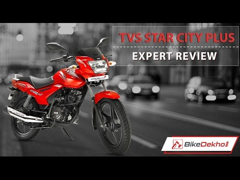 TVS Star City+ | Expert Review | BikeDekho