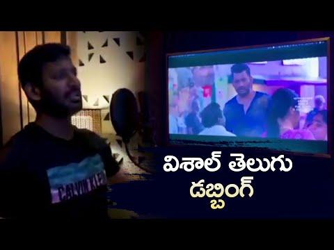 Hero Vishal shares secret behind his Telugu dubbing for Enemy movie
