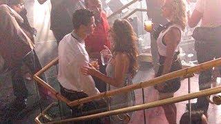 Cristiano Ronaldo and Kathryn Mayorga Dancing in Las Vegas in 2009