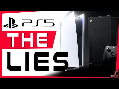 Sony Disrespects PS5 Fans With More Lies While Xbox Series X And Microsoft Do Gaming Right