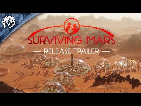 Surviving Mars Video Screenshot 3