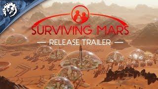 Surviving Mars - Megjelenés Trailer