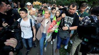 Шествие оппозиции Москве