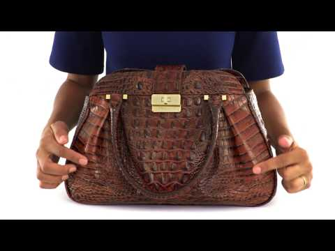Brahmin Laura Satchel Video