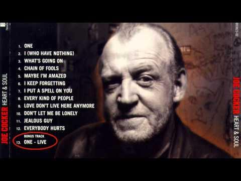 Joe Cocker - One (Live)