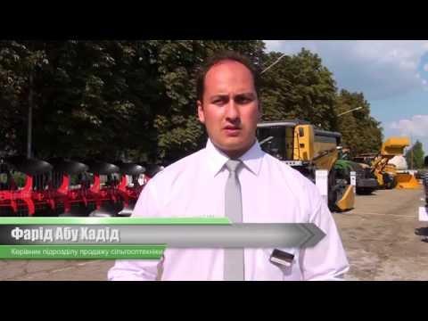 Открытие дистрибьюторских центров Цеппелин Украина