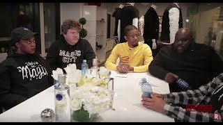 AND THE 2018 GRAMMYS GO TO..   REVOLT Roundtable