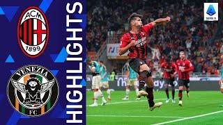 Milan 2-0 Venezia | Milan continue their positive streak | Serie A 2021/22
