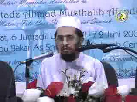 Karakteristik Ahlussunnah Wal Jama'ah-4/7