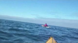 Kayak en hondarribia
