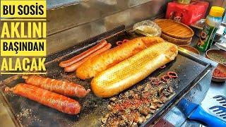Sosisli İçin Gece Yarısı Evi Arıyorlar !! Hotdog Sosis Sandviç