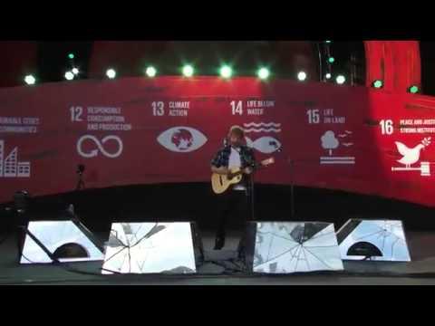 Ed Sheeran - Photograph Live