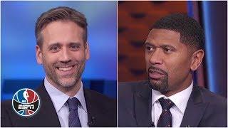 Steph Curry, not James Harden, is the 2019 NBA MVP - Max Kellerman | NBA Countdown