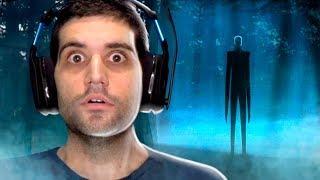 Reagindo ao primeiro trailer do Slender Man, ASSUSTADOR