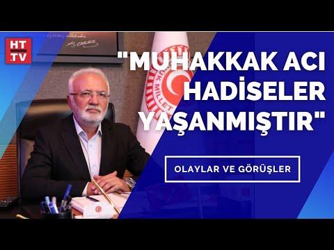 """""""Bunu soykırım diye ifade etmek Türklere yapılmış büyük haksızlıktır"""""""