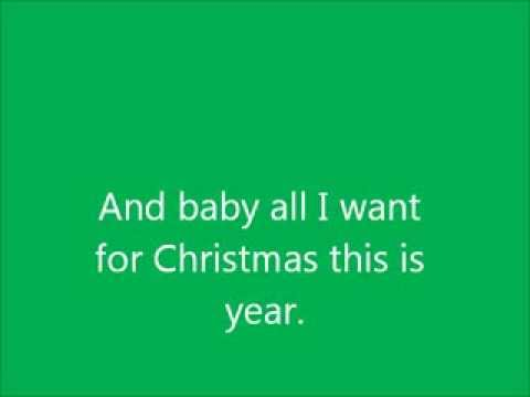 Lee Carr- All I want for Christmas