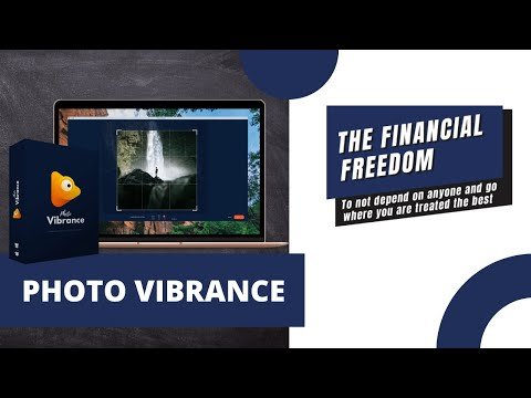 PhotoVibrance Teaser Video - The new tool that will bring new life to your photos as never before.