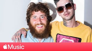 Mike Posner: Friendship with Big Sean | Beats 1 | Apple Music