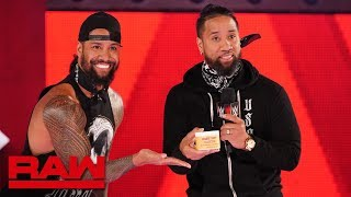 The Usos heat things up for The Revival: Raw, May 6, 2019