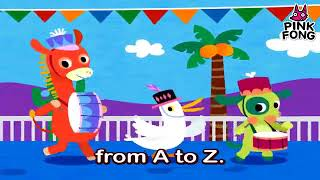 The Phonics Zoo | ABC Alphabet Songs | Phonics | PINKFONG Songs for Children  # 119