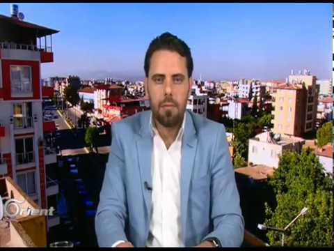 مداخلة مراسل أورينت نيوز عبد الحميد سلات – الريحانية