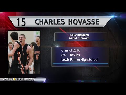 Charles Hovasse - Junior Highlights