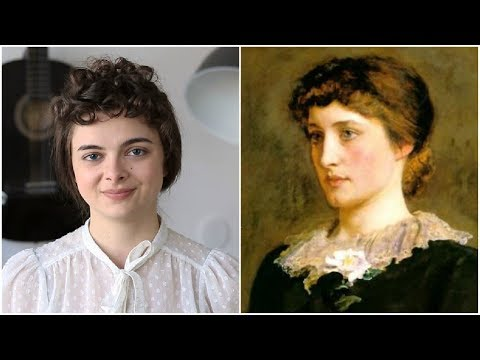 Lillie Langtry | Tutorial | Beauty Beacons