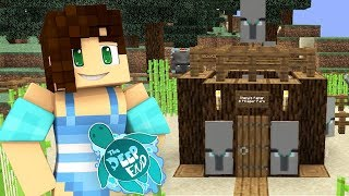 My Pillager Beast Farm! | The Deep End Minecraft SMP