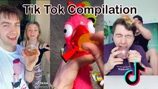 Tik Tok Compilation (Tiktok Apple, Jelly Fruit, Baby Tries, Nik Lip, Vampire, Fang gang)