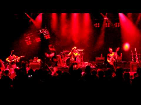 The Unguided - Serenade of Guilt - Live at Annandagsrocken 26-12-11, Fbg