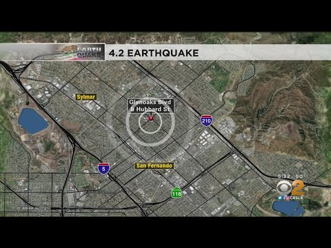 4.2-Magnitude Earthquake Hits Pacoima Early Thursday Morning, Rocks Southland
