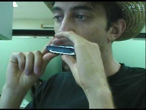 Soviet / Russian National Anthem on Harmonica
