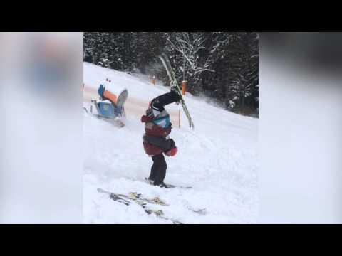 Вака се прави скијачка 69-ка