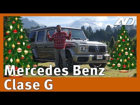 Mercedes Benz AMG G63 - Más fuerte que el tiempo - Especial de Navidad 2018 ?(4K)